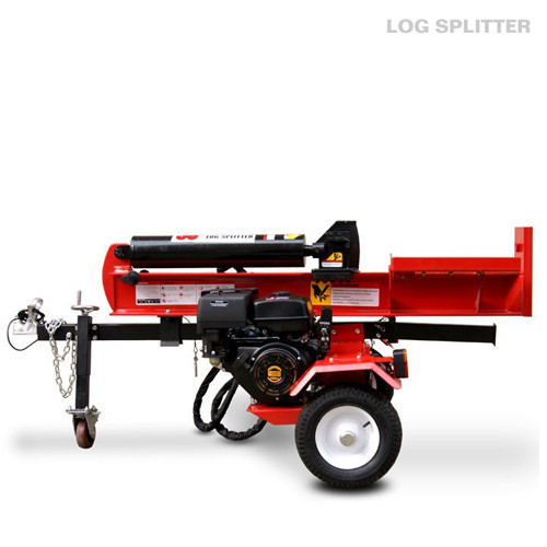 42 Ton Hydraulic Firewood Log Splitter , wood shredder with 4 way blade