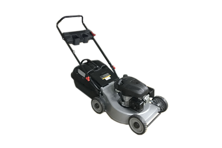 19 Inch Garden Lawn Mower With 139CC Petrol Engine Alloy Deck Lawnmower